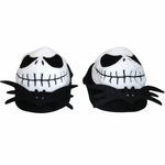 Nightmare Before Christmas Jack Slippers