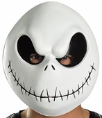Nightmare Before Christmas Jack Vacuform Mask