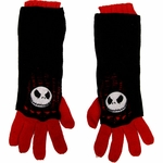 Nightmare Before Christmas Layered Gloves