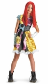 Nightmare Before Christmas Sally Tween Costume