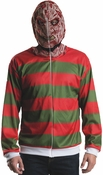 Nightmare on Elm Street Freddy Costume Hoodie
