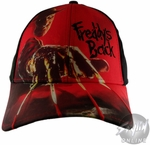 Nightmare on Elm Street Freddys Back Hat