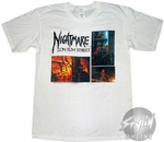 Nightmare on Elm Street Scenes T-Shirt