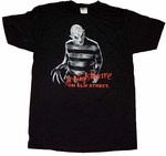 Nightmare on Elm Street T-Shirt Sheer