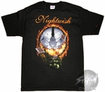 Nightwish Flames T-Shirt