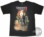 Ninja Gaiden 2 Walking T-Shirt