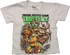 Ninja Turtles Armed Attack Juvenile T Shirt