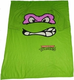Ninja Turtles Donatello Blanket