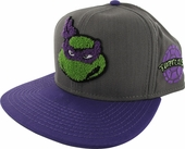 Ninja Turtles Donatello Chenille Head Hat