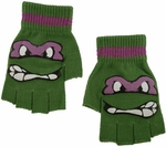 Ninja Turtles Donatello Gloves