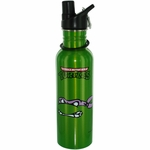 Ninja Turtles Donatello Metal Water Bottle