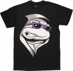 Ninja Turtles Donatello Shades T Shirt