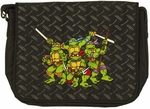 Ninja Turtles Group Messenger Bag