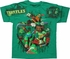 Ninja Turtles Group Shoulder Print Youth T Shirt