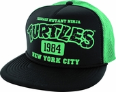 Ninja Turtles Logo NYC Trucker Hat