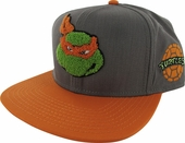 Ninja Turtles Michelangelo Chenille Head Hat
