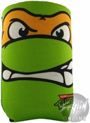Ninja Turtles Michelangelo Face Can Holder