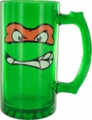 Ninja Turtles Michelangelo Glass Mug