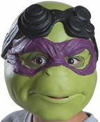 Ninja Turtles Movie Donatello Child Costume Mask