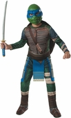 Ninja Turtles Movie Leonardo Child Costume