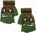 Ninja Turtles Raphael Gloves