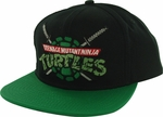 Ninja Turtles Shell Logo Hat