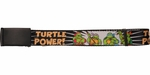Ninja Turtles Turtle Power Classic Cartoon Turtles Mesh Belt