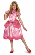 Nintendo Princess Peach Child Costume