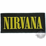 Nirvana Name Patch