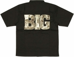 Notorious BIG Name Work Shirt
