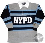 NYPD Stripes Polo Shirt