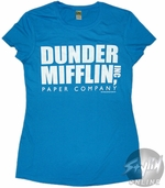 Office Dunder Logo Baby Tee
