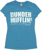 Office Dunder Mifflin Baby Tee