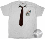 Office Space Tie T-Shirt