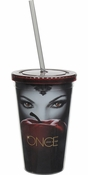Once Upon a Time Apple Evil Queen Travel Cup