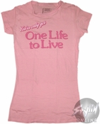 One Life To Live Name Baby Tee