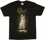 Opeth Burden T Shirt