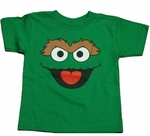 Oscar Face Kids T-Shirt