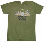 Oscar King of Trash T-Shirt Sheer