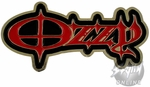 Ozzy Logo Belt Buckle