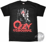 Ozzy Osbourne Chair T-Shirt