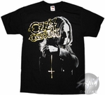Ozzy Osbourne Cross T-Shirt