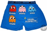 Pac Man Usual Suspects Boxers