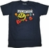 Pacman Chase T Shirt Sheer