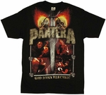 Pantera Electric T-Shirt