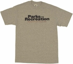 Parks and Recreation Grow T Shirt