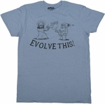 Paul Evolve This T Shirt Sheer