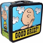 Peanuts Charlie Good Grief Lunch Box