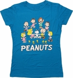 Peanuts Dance Party Baby Tee