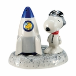 Peanuts Snoopy Salt Shaker Set